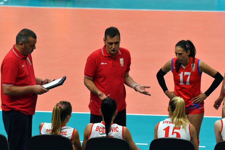 Terzic Zoran coach of Serbia