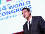 FIVB - 34 World Congress - Sardinia 2014